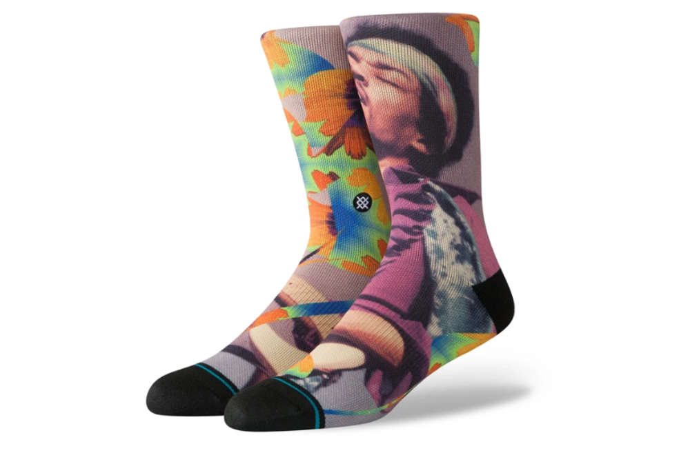 Stance STANCE JIMI FLOWERS Multi Large