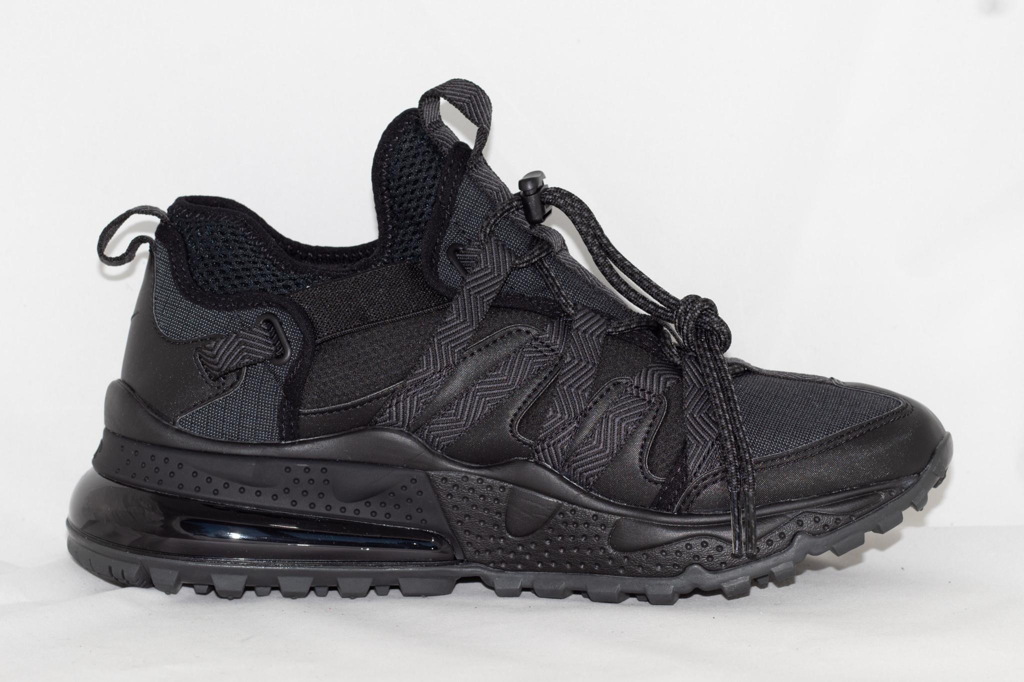 Nike M NIKE AIR MAX 270 BOWFIN Black/ Anthracite- Black