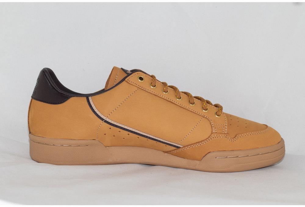 Adidas CONTINENTAL 80 Mesa/ Brown/ Eqtyel