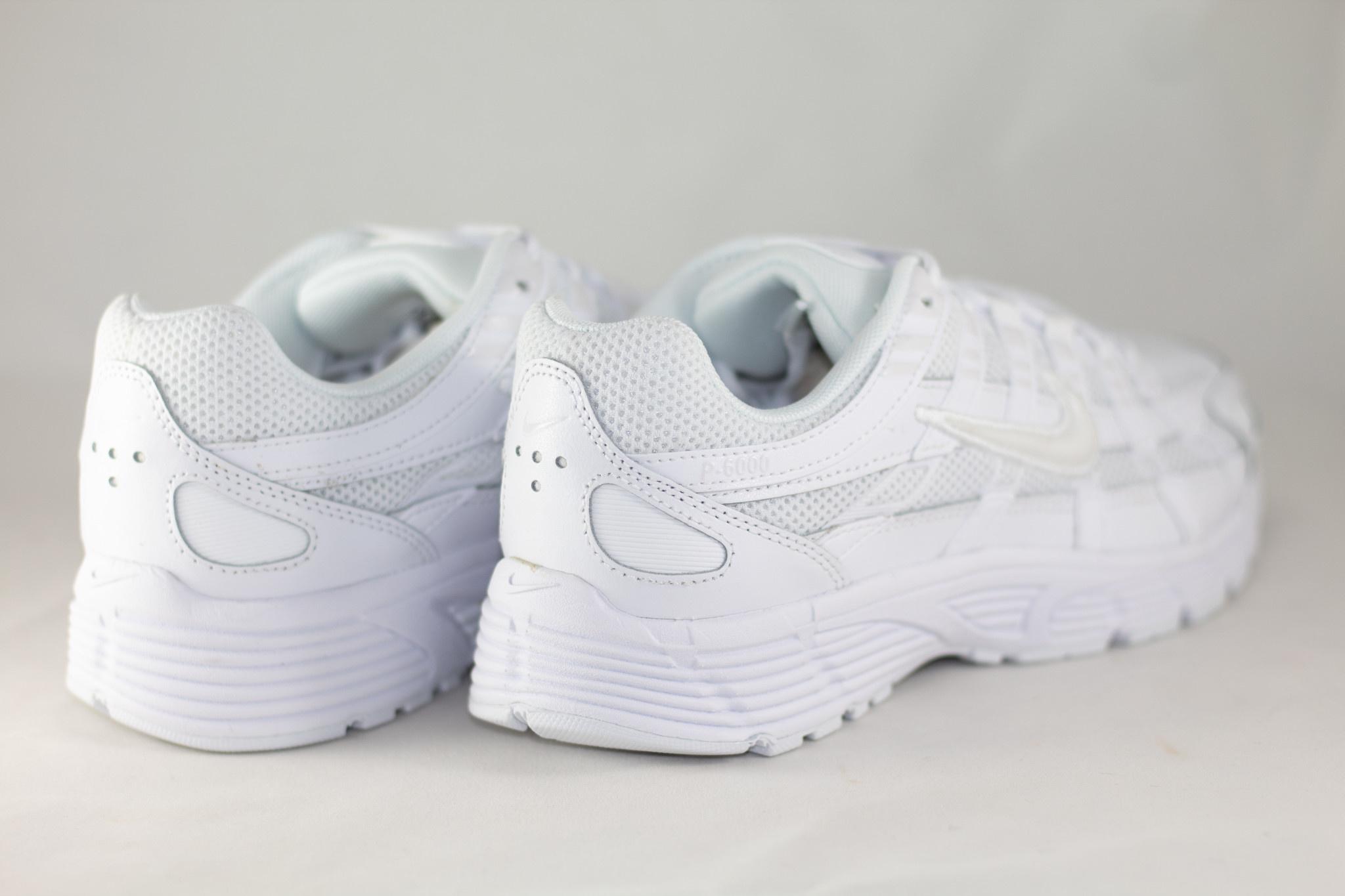 Nike W NIKE P-6000 White/ White/ Platinum Tint