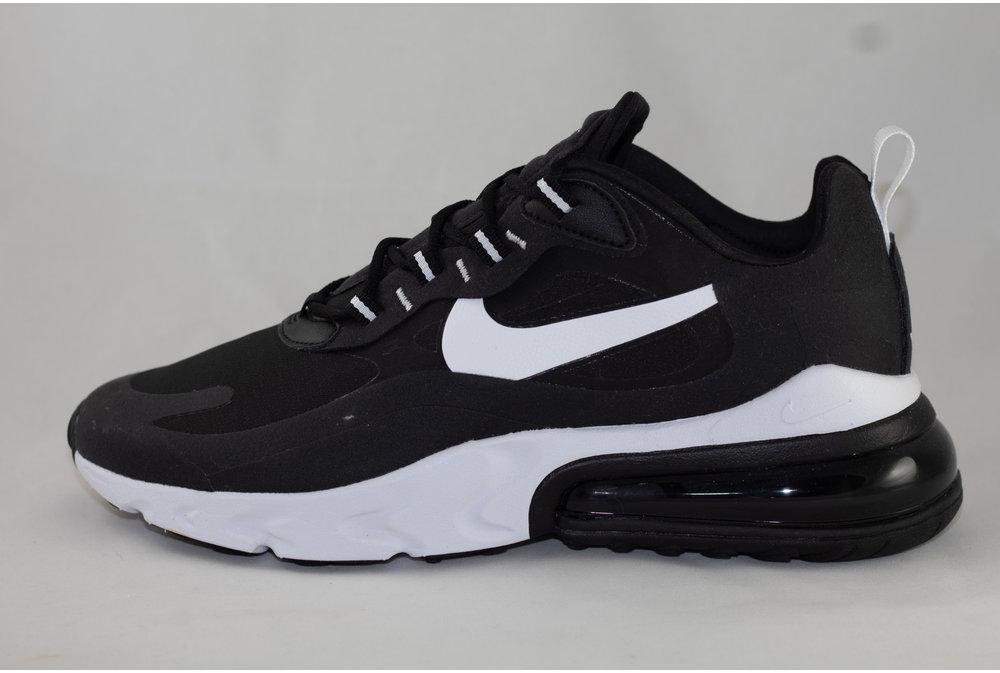 Nike NIKE AIR MAX 270 REACT Black/ White- Black
