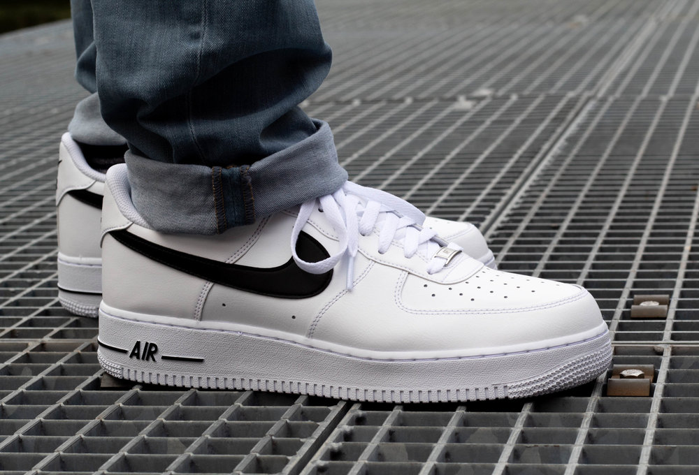 NIKE AIR FORCE 1 '07 AN20 White/ Black