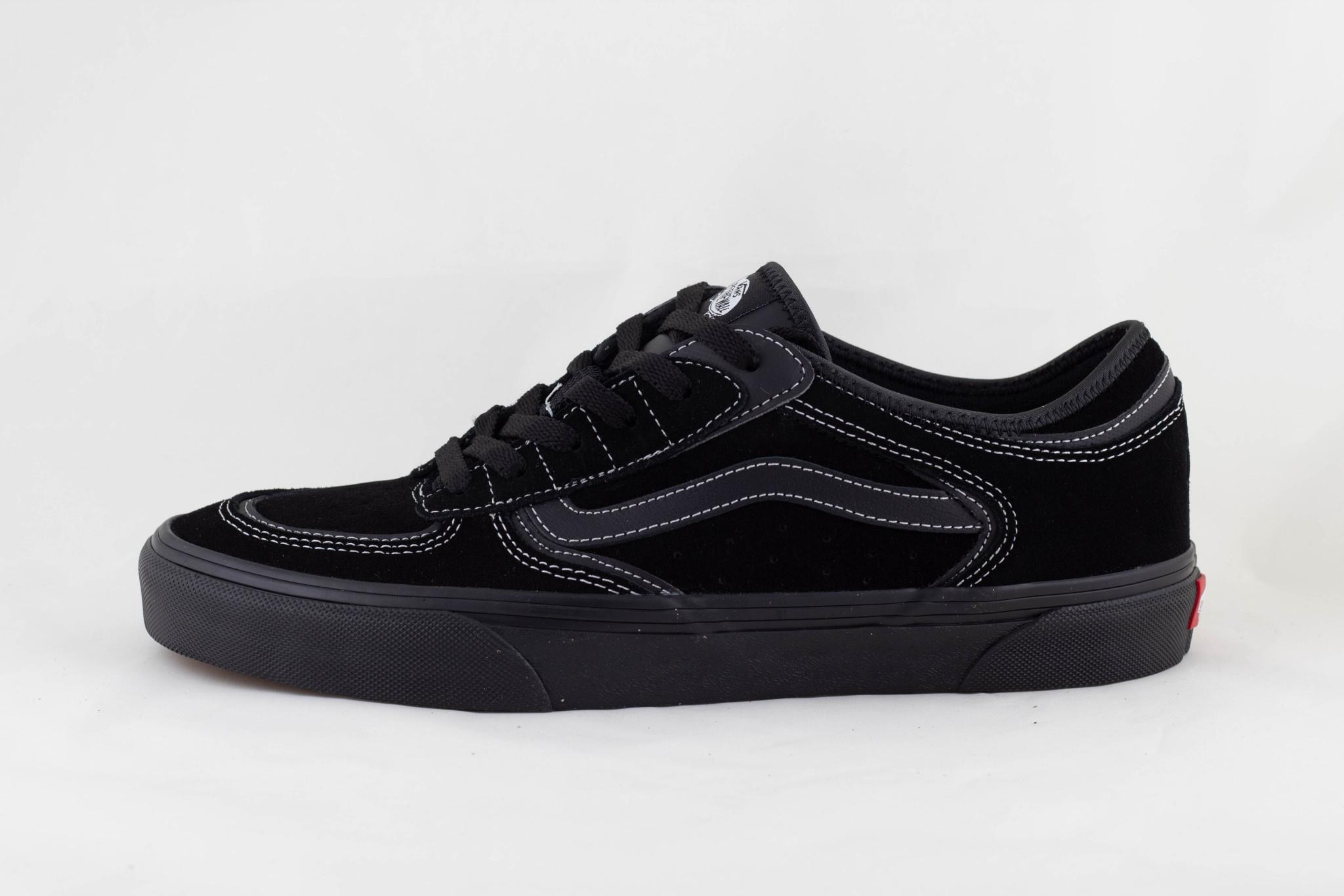 Vans VANS ROWLEY CLASSIC Black/ Black