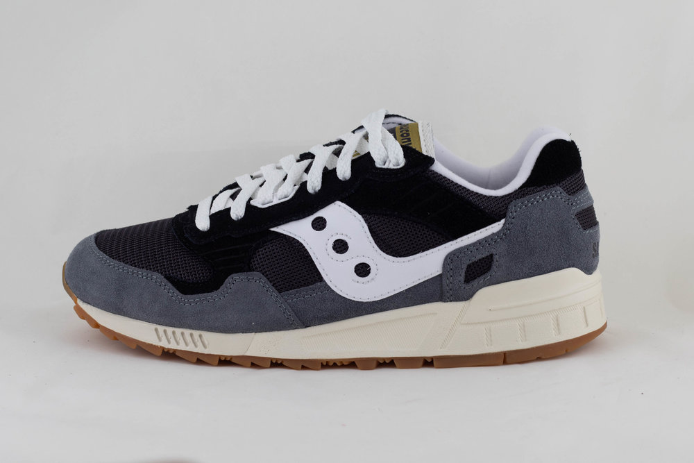 SAUCONY M SAUCONY SHADOW 5000 Nvy/ Gry