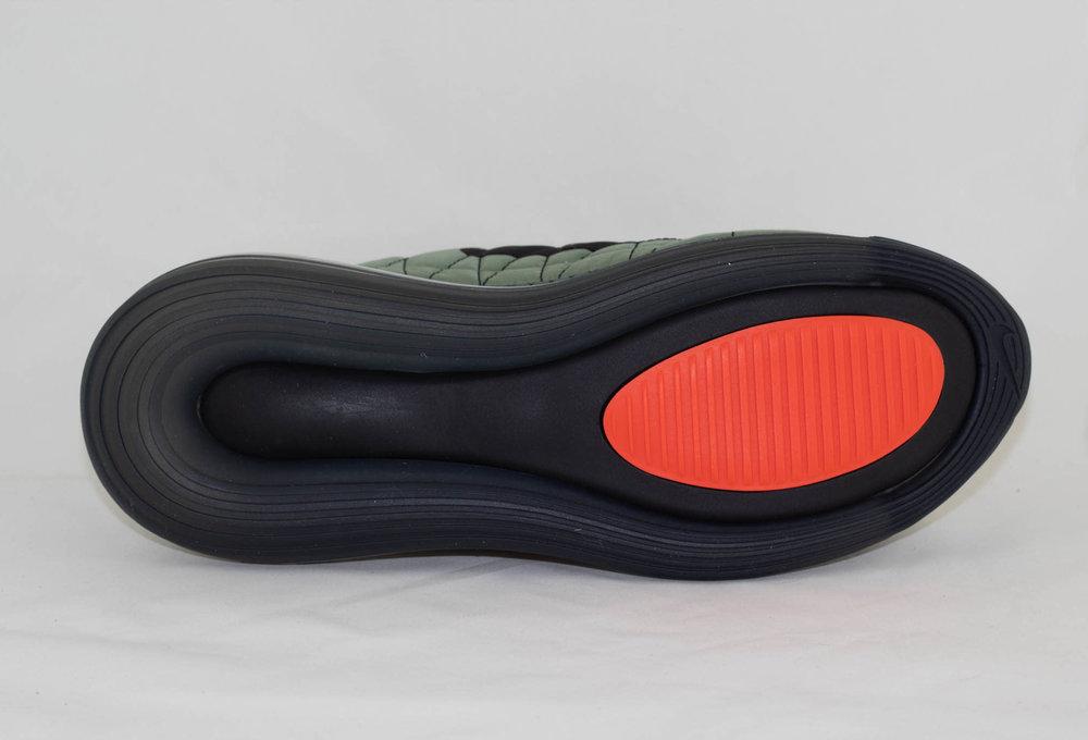 NIKE MX-720-818 Jade Stone/ Team Orange