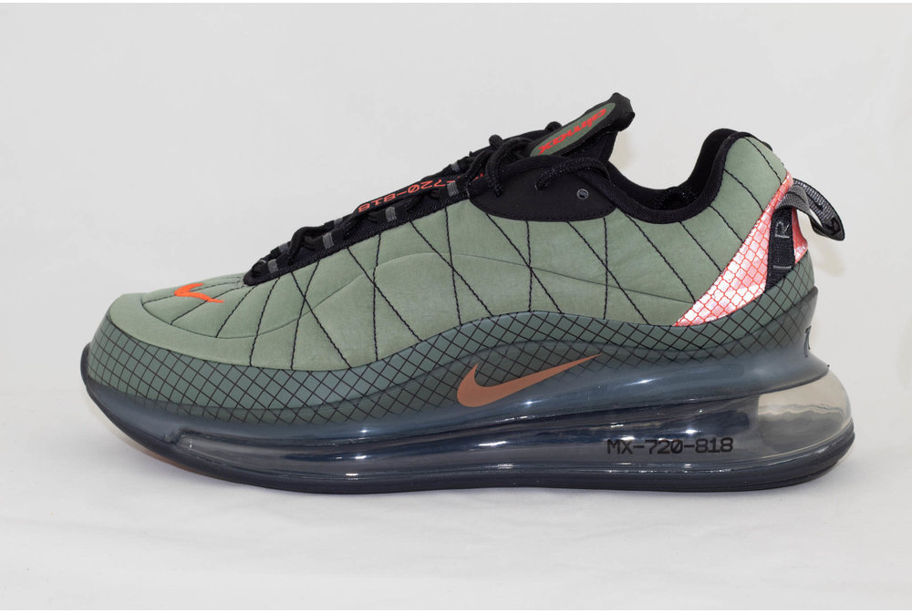 Nike NIKE MX-720-818 Jade Stone/ Team Orange