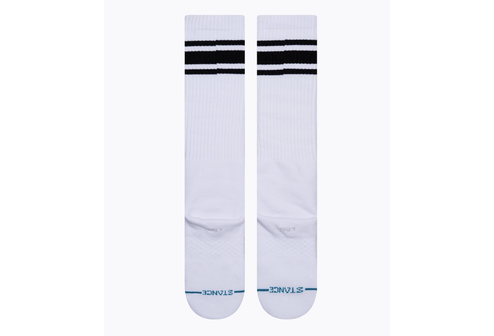 STANCE BOYD PIPE BOMB ST White L