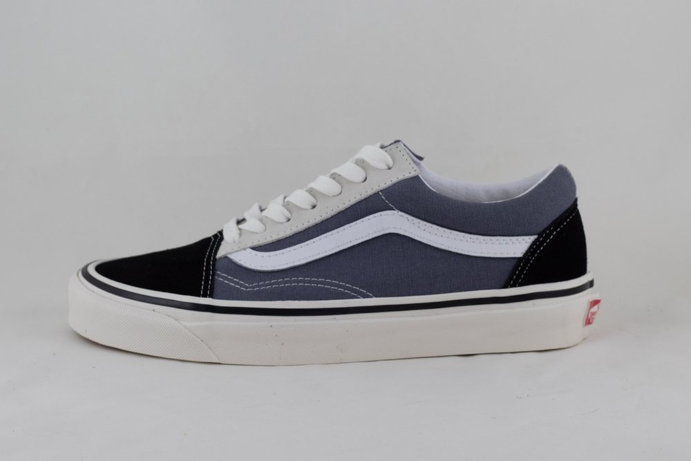 VANS VANS OLD SKOOL 36 DX (Anaheim) Og Black/ Og Gray/ Og White