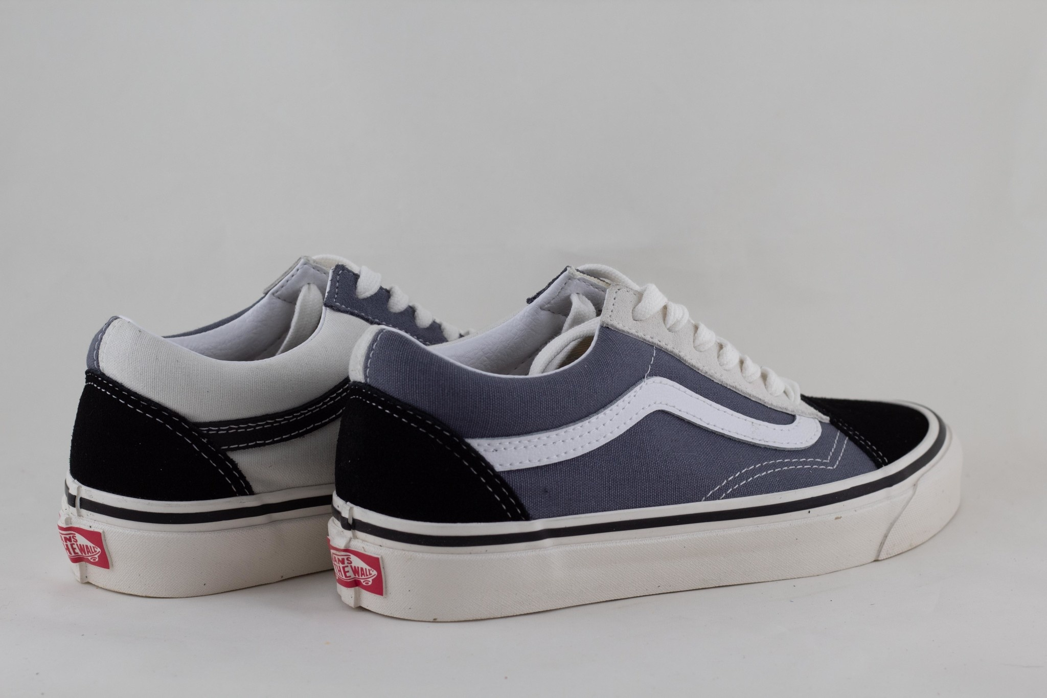Vans OLD SKOOL 36 DX (Anaheim) Og Black/ Og Gray/ Og White