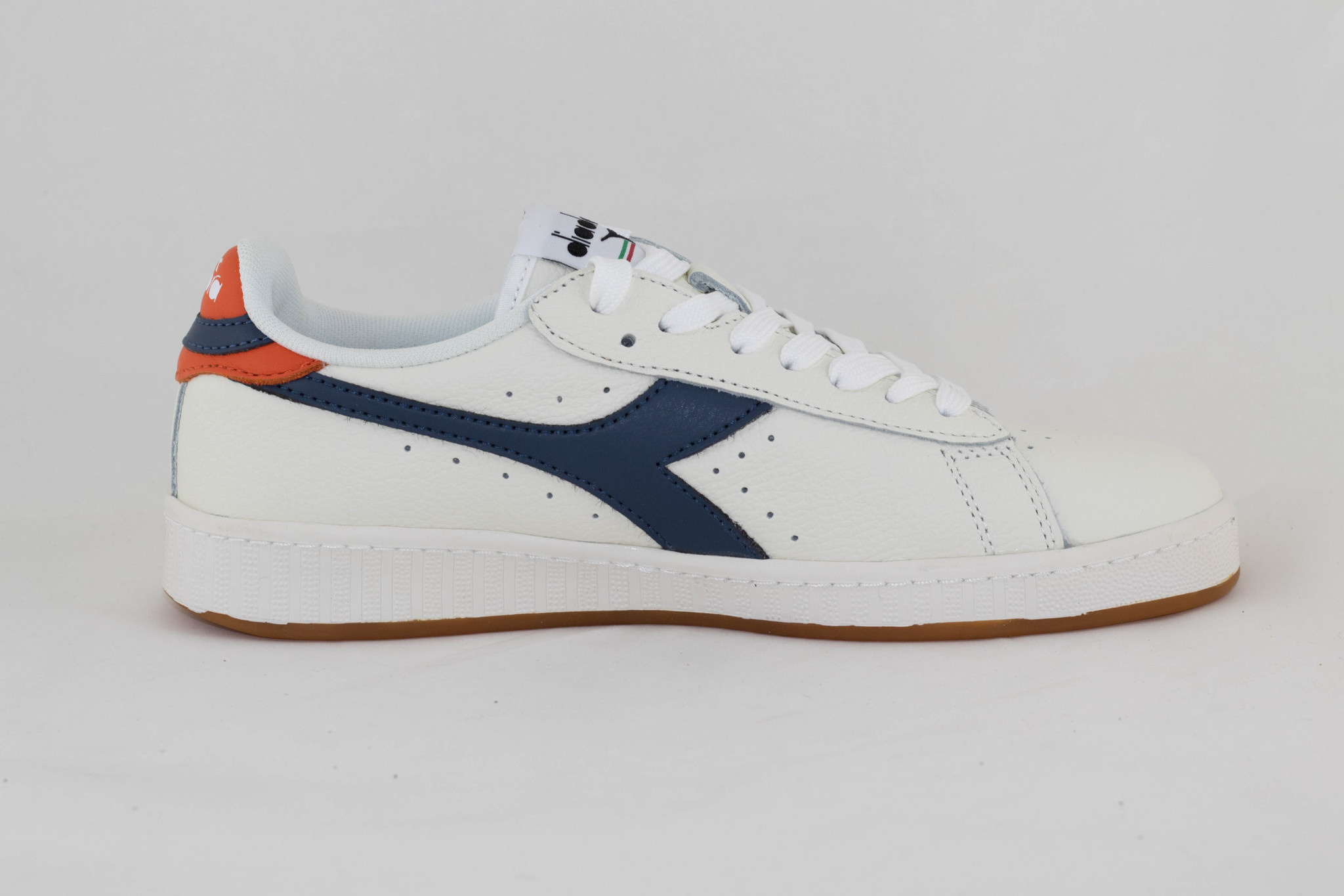Diadora GAME LOW White/ Dark Denim/ Golden P