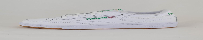 REEBOK REEBOK CLUB C 85 White/ Green/ Gum