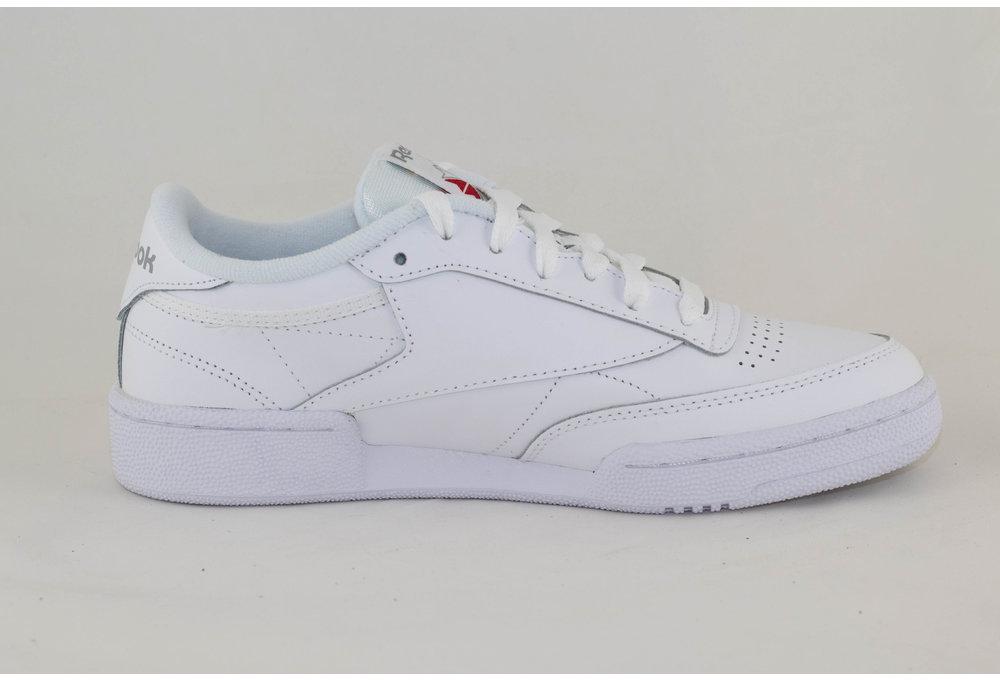 REEBOK CLUB C 85 White/ Sheer Grey
