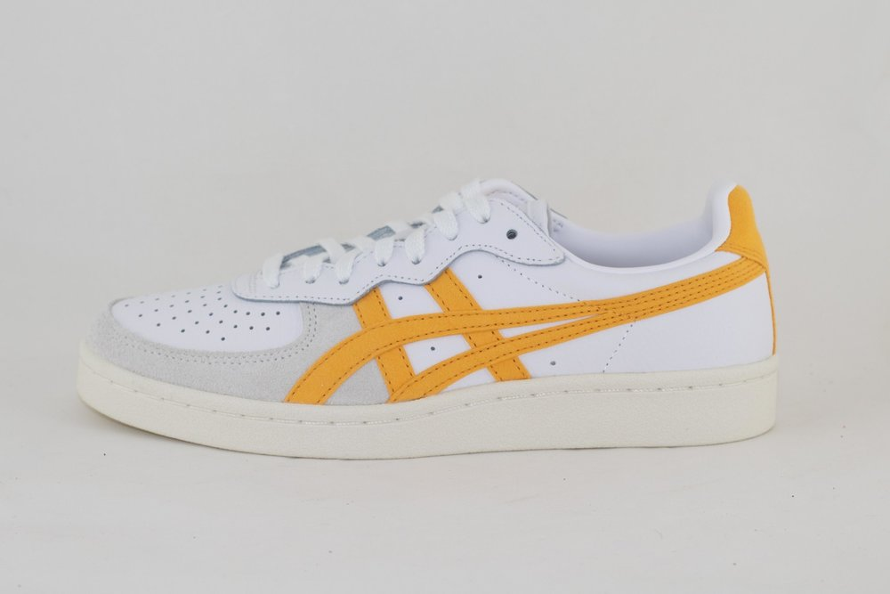 ASICS ONITSUKA TIGER GSM White/ Tiger Yellow