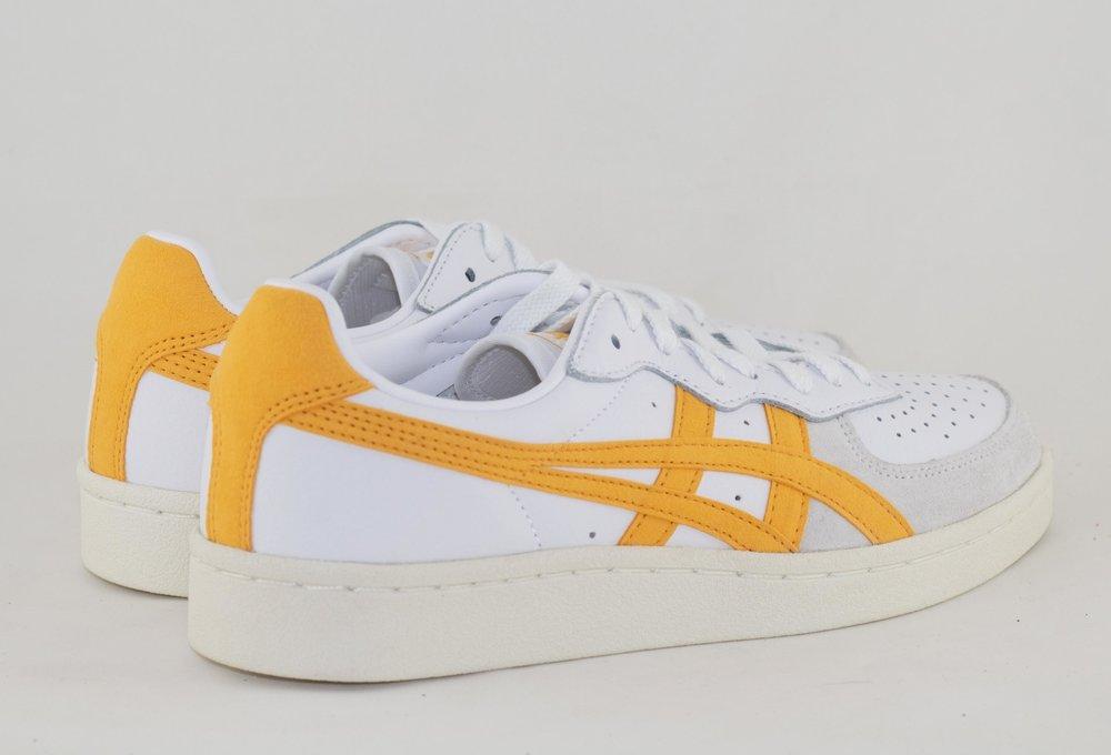 Asics ONITSUKA TIGER GSM White/ Tiger Yellow