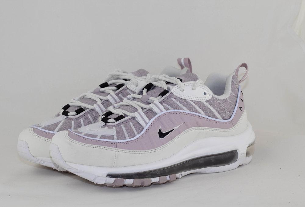 Nike AIR MAX 98 Silver Lilac/ Black