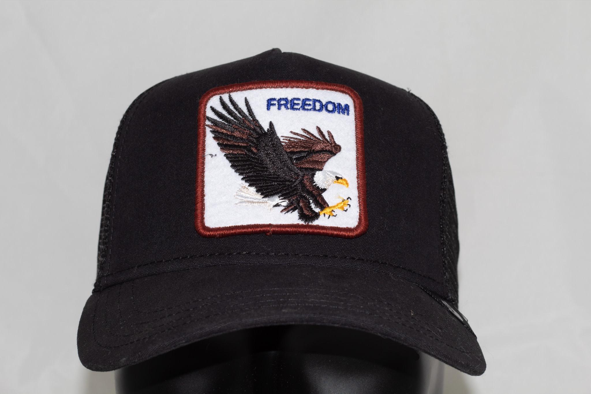 GOORIN BROS FREEDOM Black