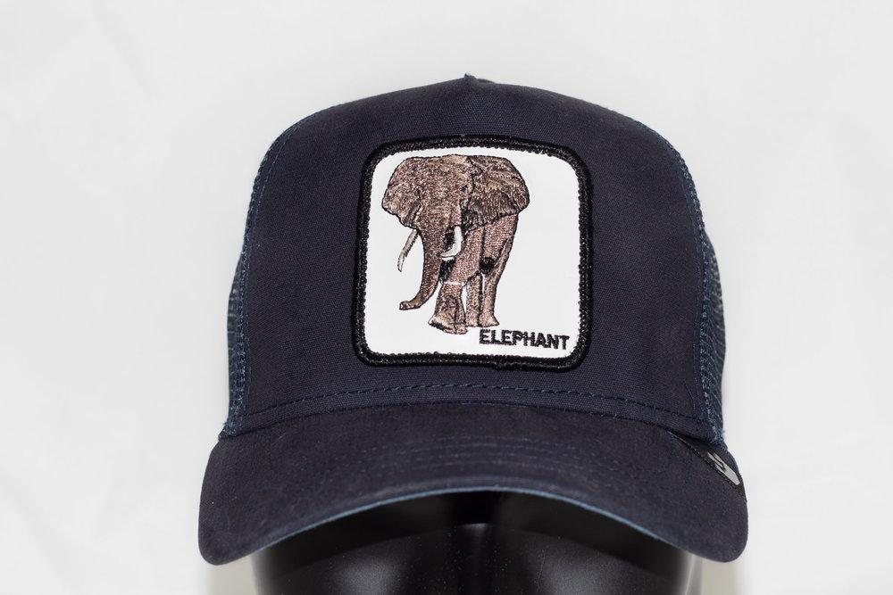GOORIN BROS GOORIN BROS ELEPHANT Navy