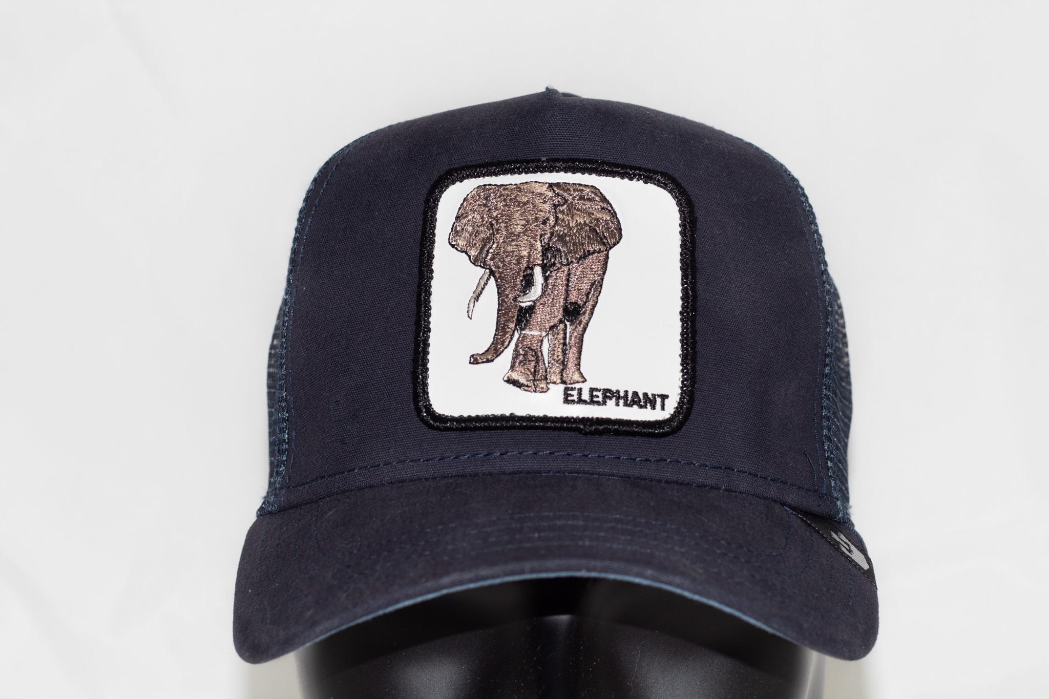 GOORIN BROS ELEPHANT Navy
