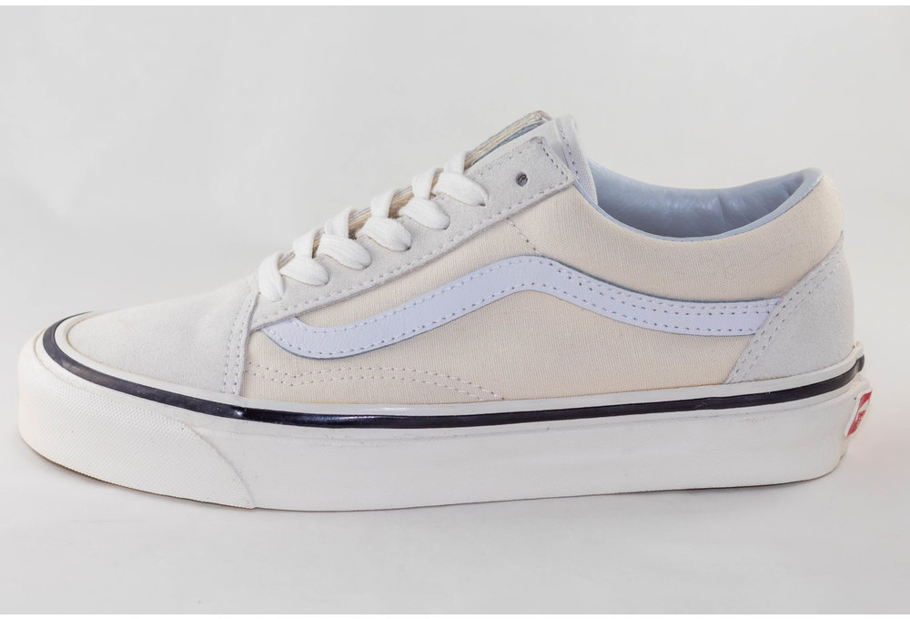 VANS OLD SKOOL 36 DX (Anaheim Factory) Classic White