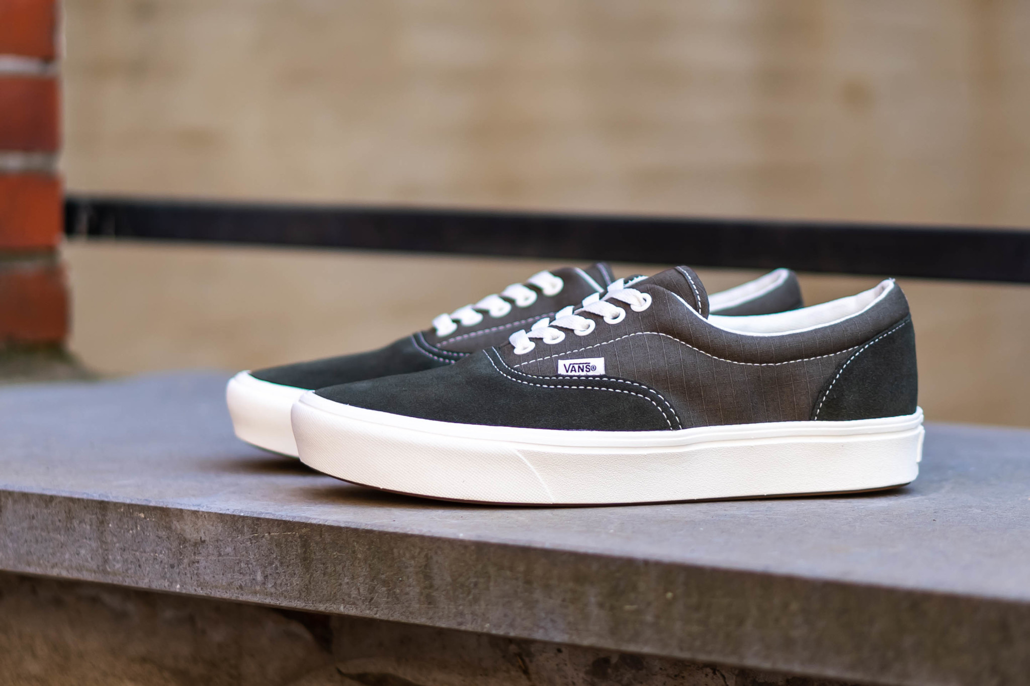 VANS COMFYCUSH ERA (Ripstop) Forest Night/ Grape Leaf