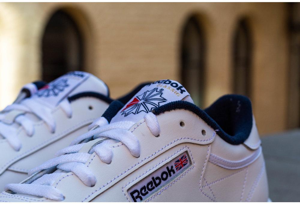 REEBOK CLUB C 85 White/ Navy