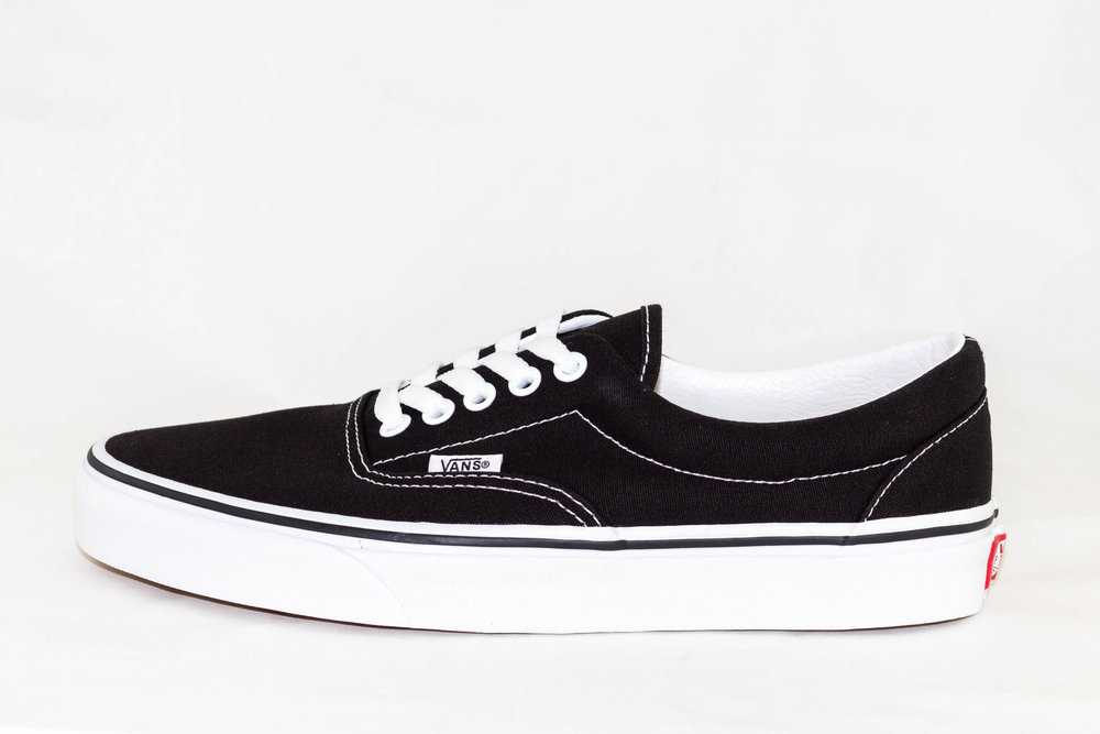 VANS VANS ERA Black/ White