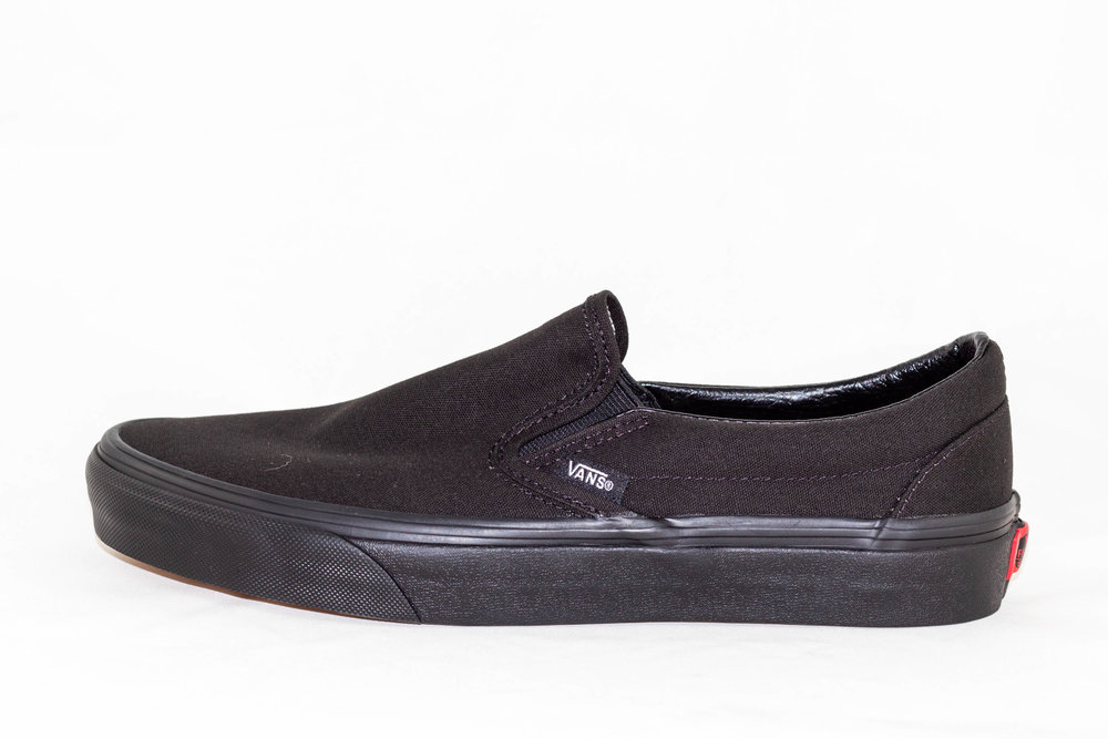 VANS VANS CLASSIC SLIP-ON Black/ Black