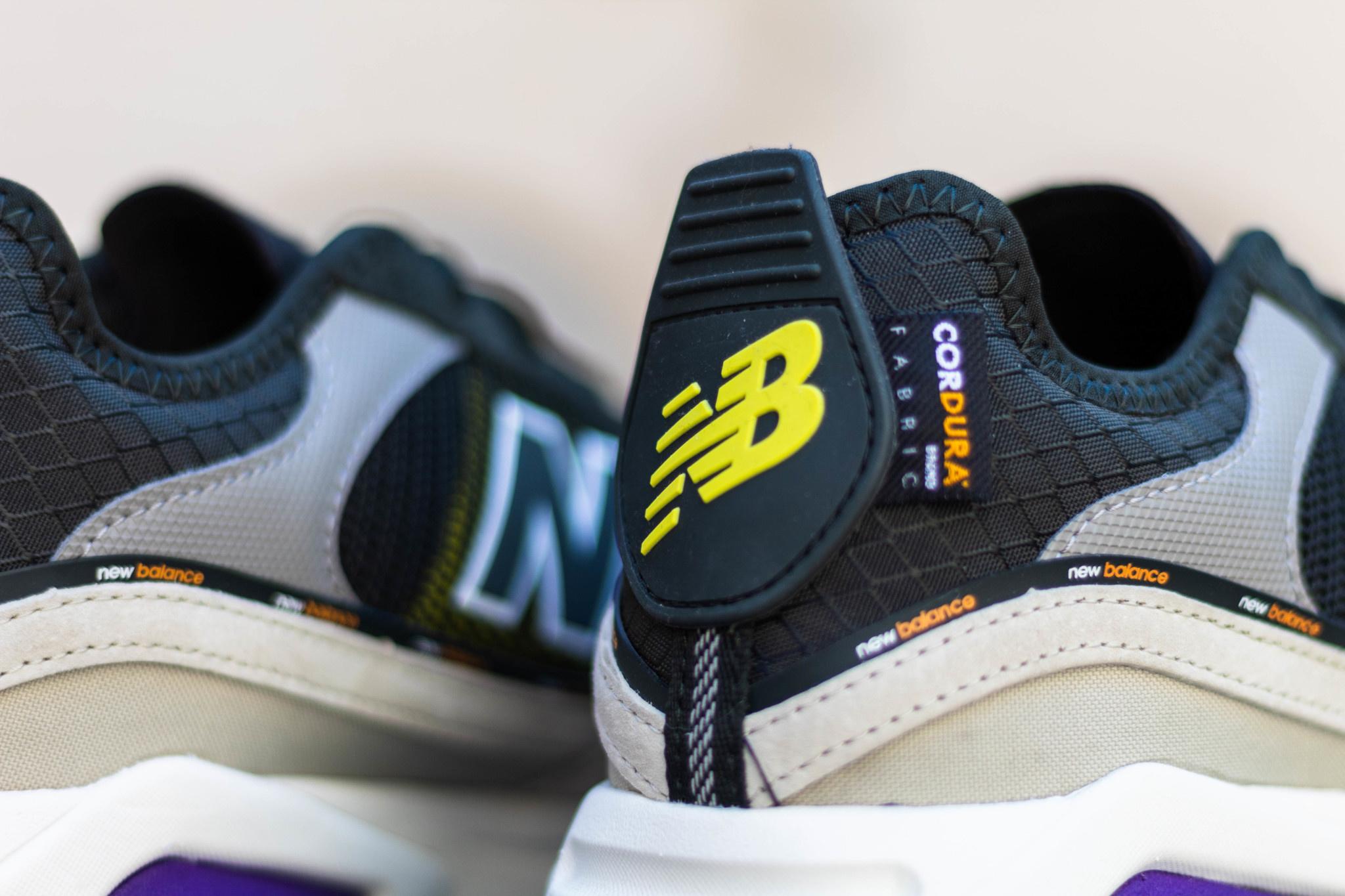 NEW BALANCE  MSXRCTRF Grey/ Purple/ Black