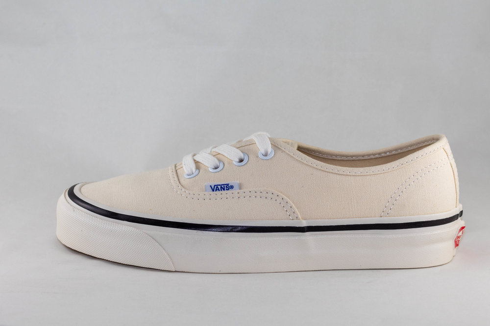 VANS VANS AUTHENTIC 44 DX (Anaheim Factory) Classic White