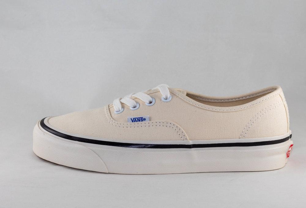VANS AUTHENTIC 44 DX (Anaheim Factory) Classic White