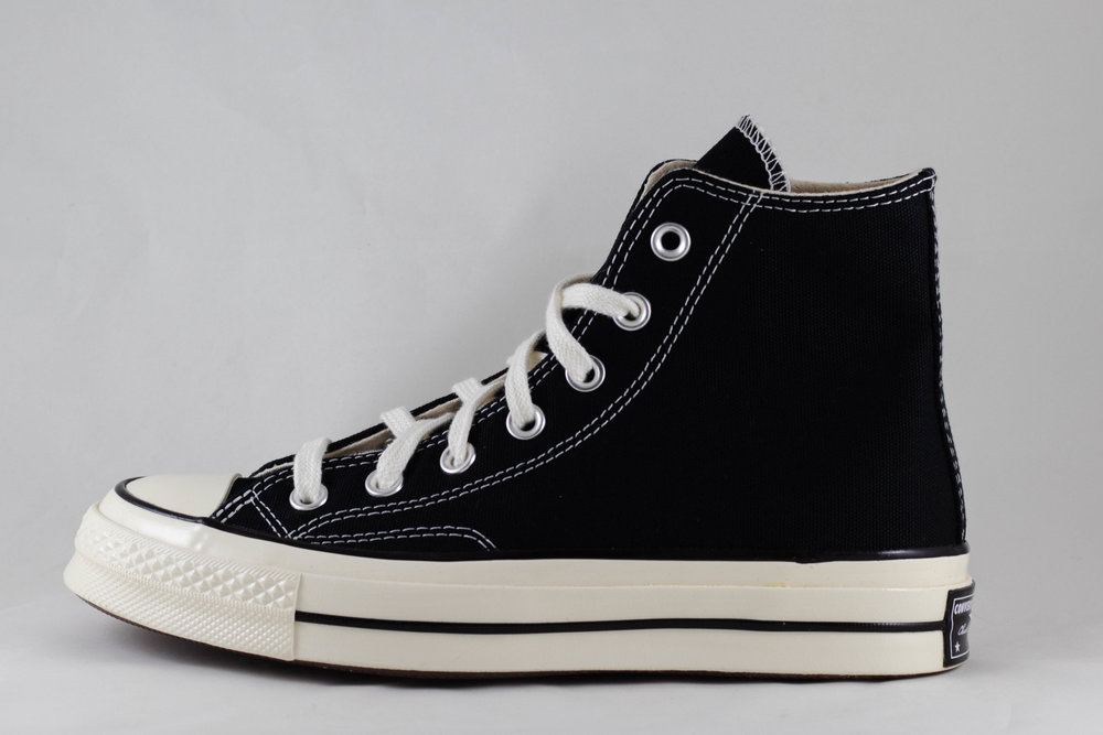 CONVERSE CONVERSE ALL STAR 70 HI Black /Black/ Egret