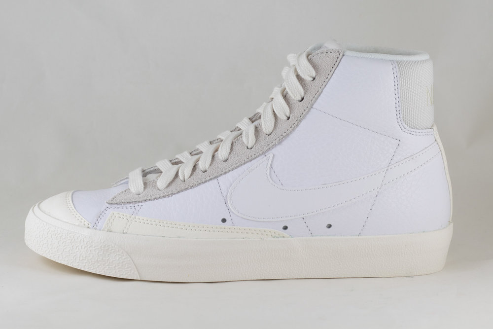 NIKE NIKE BLAZER MID '77 White/ White- Sail- Platinum Tint