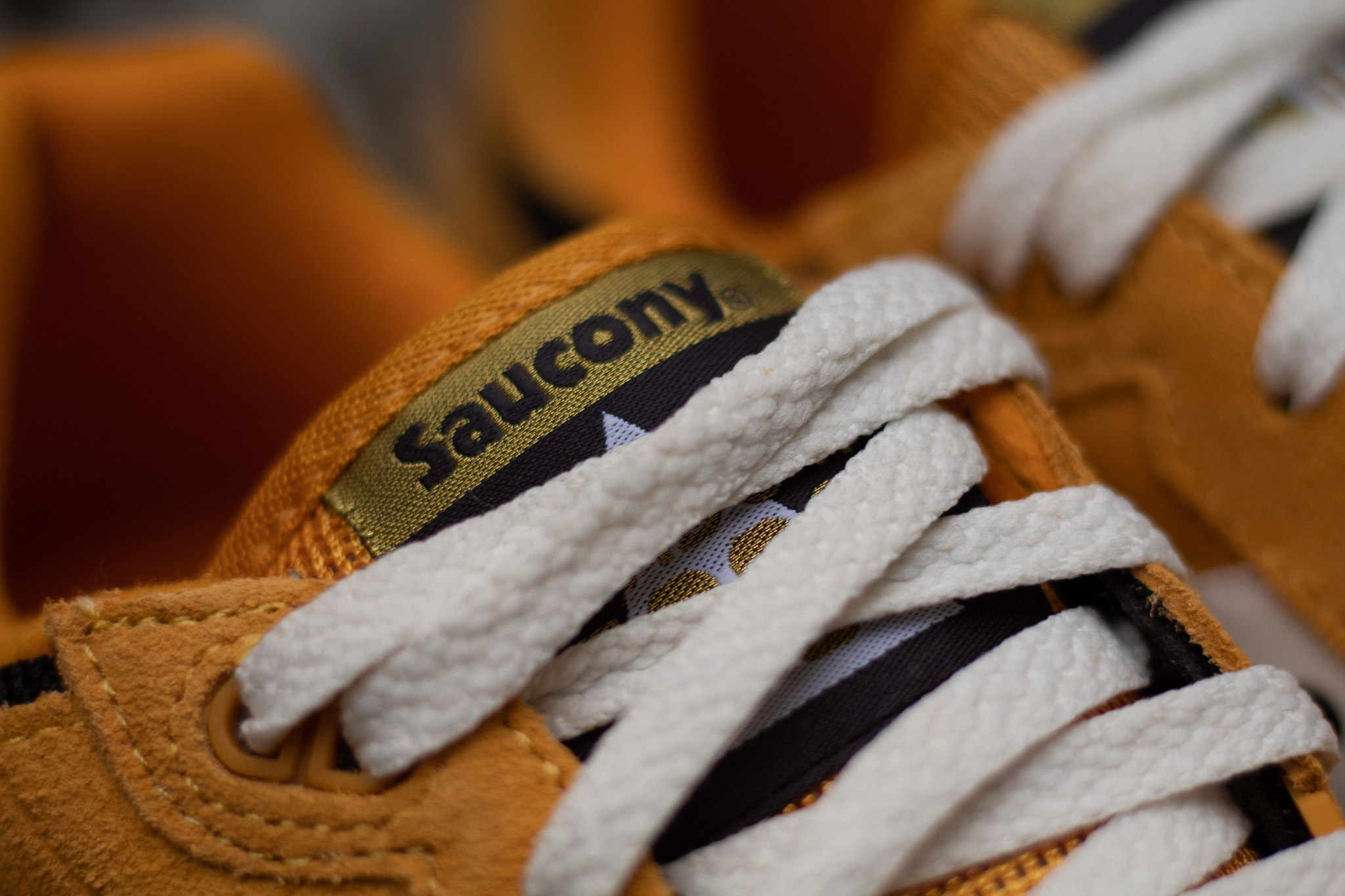 SAUCONY SHADOW 5000 Autumn Blaze/ Lim/ Noir