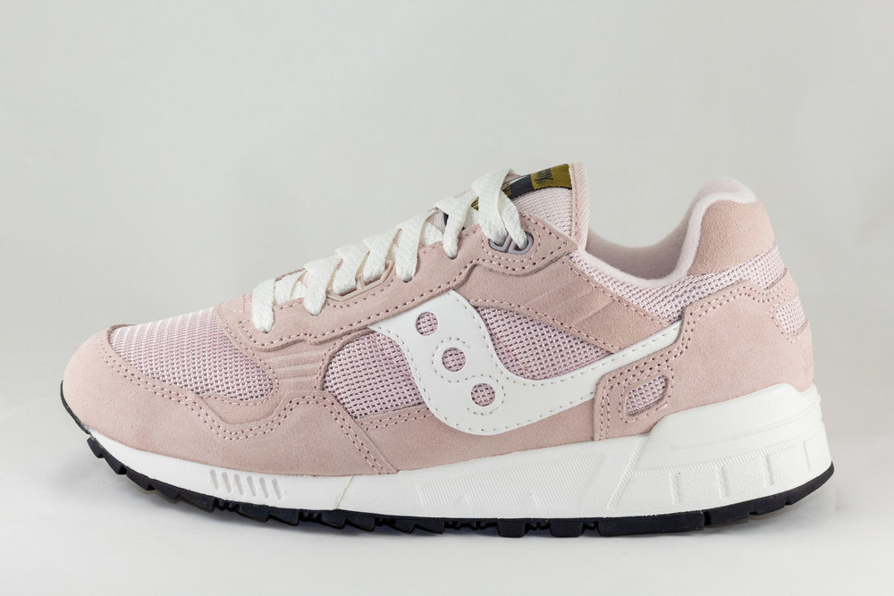 SAUCONY SAUCONY SHADOW 5000  Cream/Rose