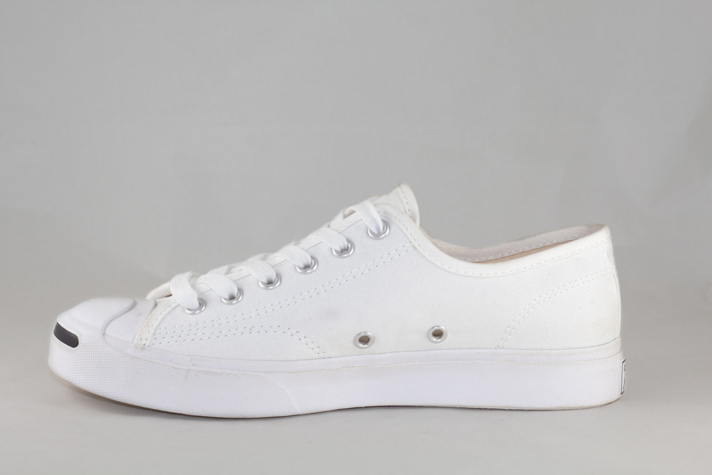 CONVERSE CONVERSE JACK PURCELL OX White/ White/ White/ White/ Black