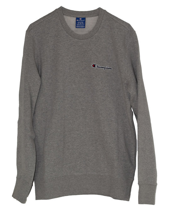 CHAMPION CHAMPION CREWNECK SWEATSHIRT Grey