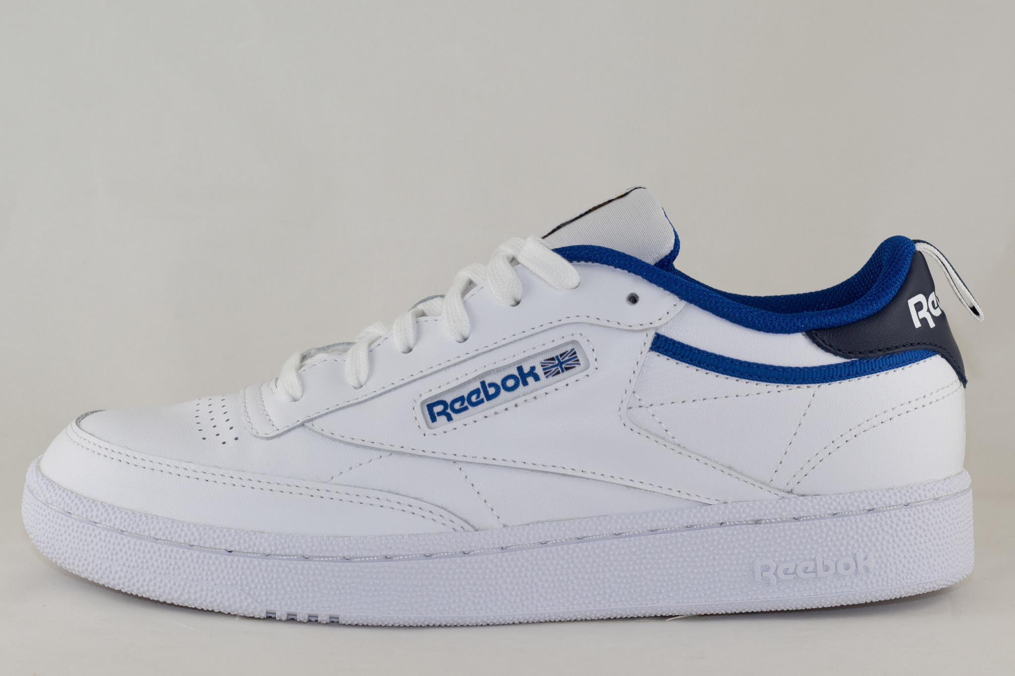 REEBOK M REEBOK CLUB C 85 Vecblu/ Conavy/White