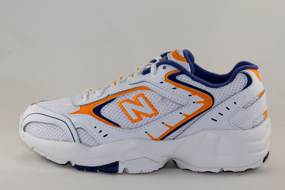 NEW BALANCE NEW BALANCE  MX452SP White/ Orange