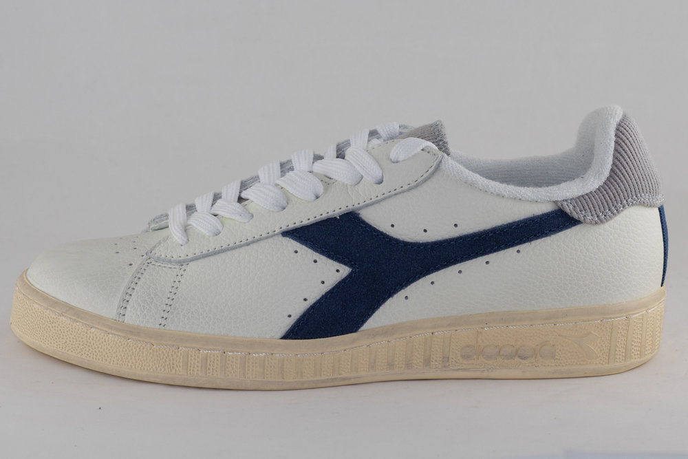 DIADORA DIADORA GAME L LOW USED White/ Paloma/ Dark Denim