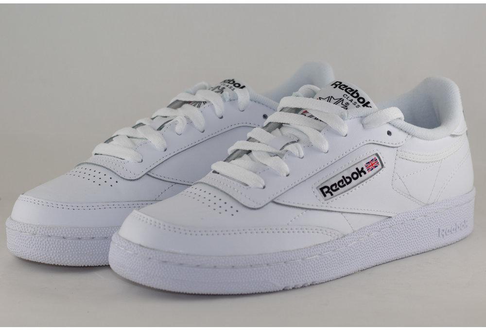 REEBOK REEBOK CLUB C 85 White/ Black