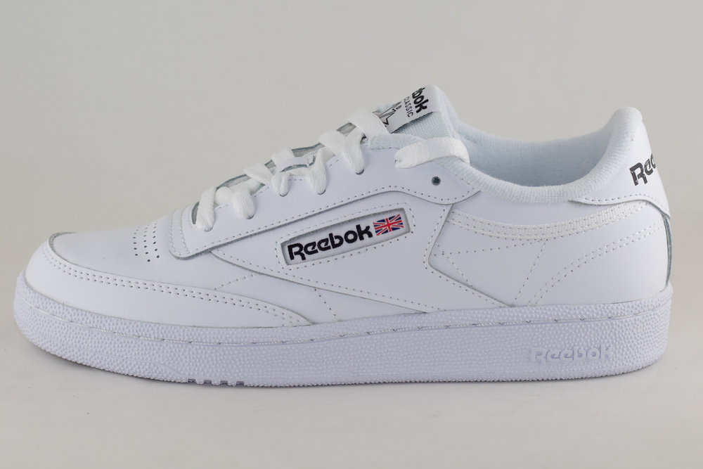 REEBOK REEBOK CLUB C 85 White/ Black
