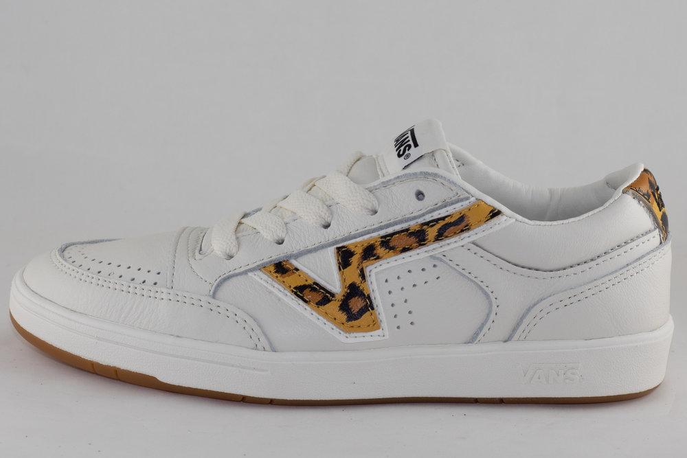 VANS VANS LOWLAND CC ( Big Cat ) Marshmellow/ Leopard
