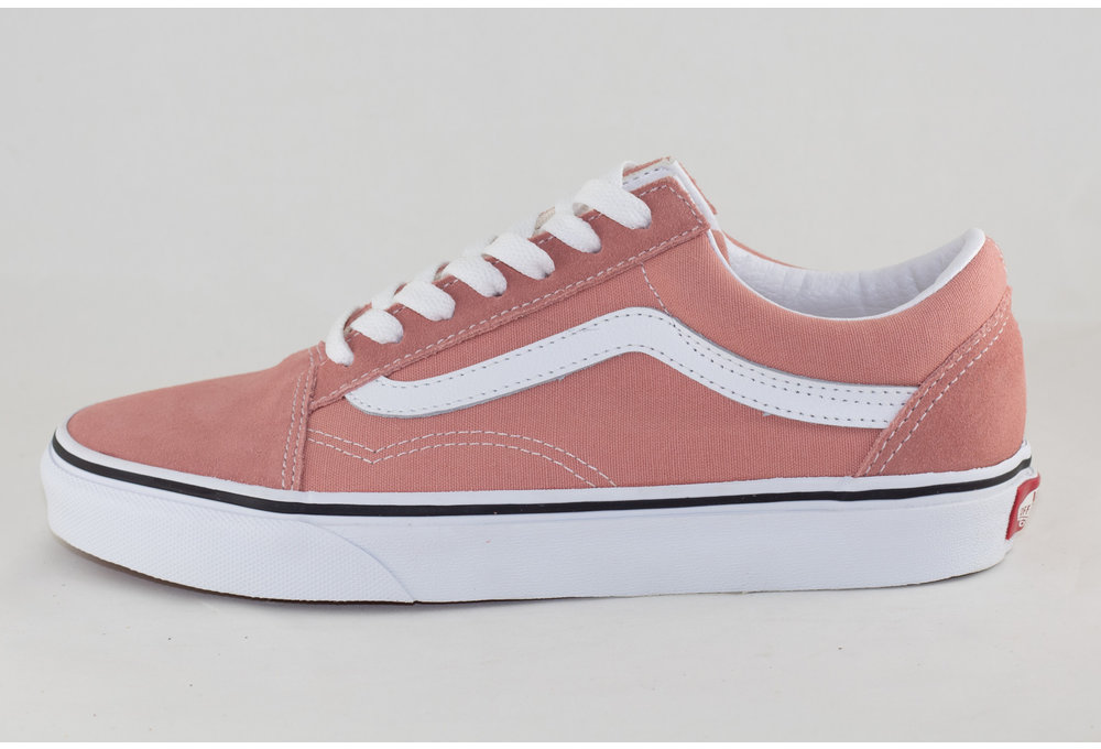 VANS OLD SKOOL Rose Dawn/ True White