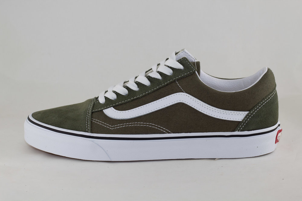 VANS VANS OLD SKOOL Grape Leaf/ True White