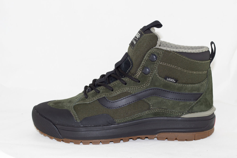 VANS VANS ULTRARANGE EXO HI (MTE )  66 Supply/Grape leaf