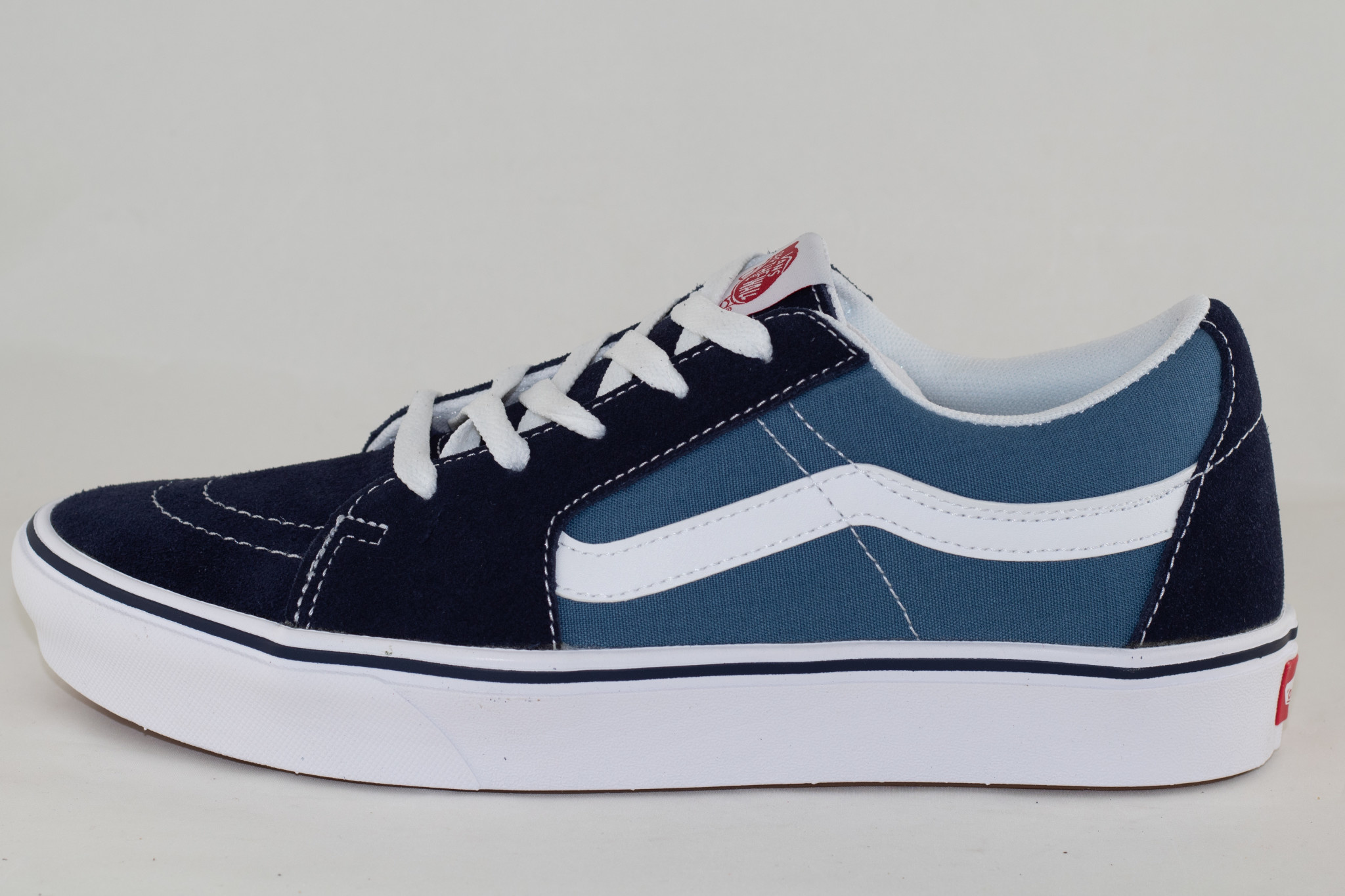 VANS COMFYCUSH SK8-LOW (CLASSIC) Navy