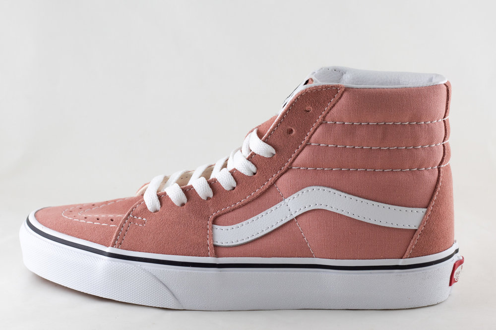 VANS VANS SK8-HI Rose Dawn/ True White