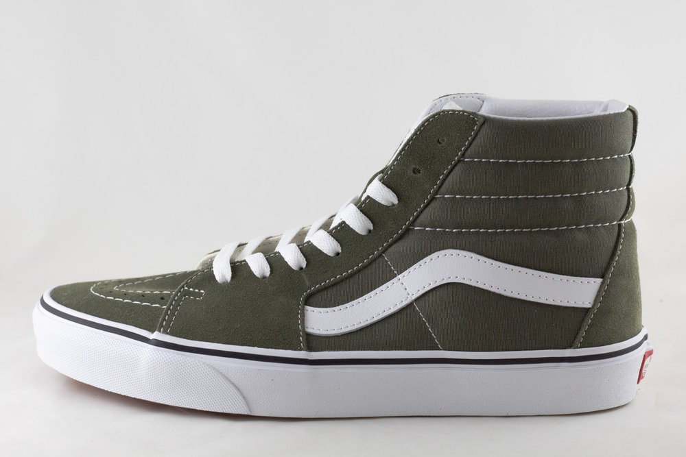VANS VANS SK8-HI Grape Leaf/ True White