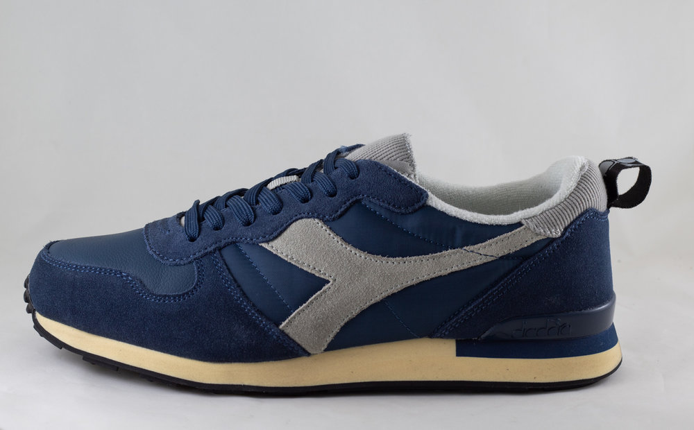 DIADORA DIADORA CAMARO USED Blue Dark Denim
