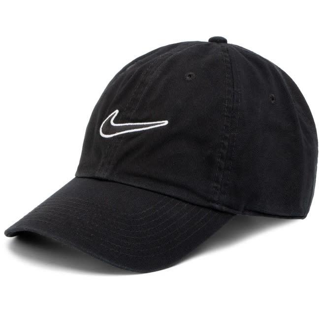 NIKE SPORTSWEAR HERITAGE86 CAP Black